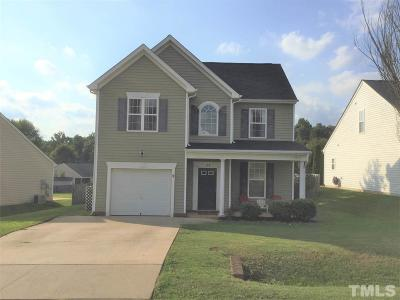 Johnston County Single Family Home For Sale: 137 Hutson Lane