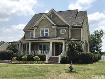 Fuquay Varina Single Family Home For Sale: 111 Alban Row
