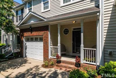 Raleigh Townhouse For Sale: 6032 Four Townes Lane