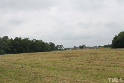 Johnston County Residential Lots & Land For Sale: N Webb Street