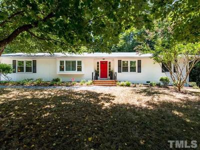 Durham Single Family Home For Sale: 1711 Kent Street