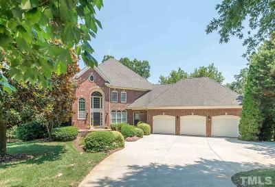 Cary Single Family Home For Sale: 108 Regal Pine Court