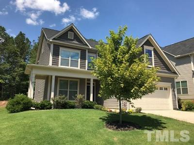 Holly Springs Rental For Rent: 108 Vinewood Place