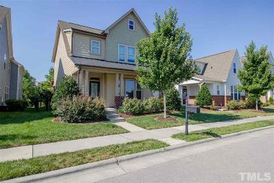 Morrisville Rental For Rent: 2608 Historic Circle
