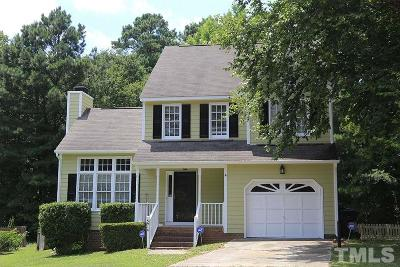 Durham Single Family Home Contingent: 5914 Mountain Island Drive