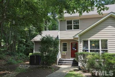 Chapel Hill Single Family Home For Sale: 125 Mallard Court