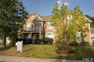 Cary NC Single Family Home For Sale: $549,900