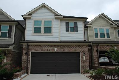 Cary Rental For Rent: 306 Alamosa Place