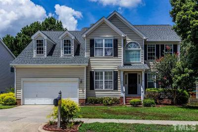 Cary Single Family Home For Sale: 402 Park York Lane