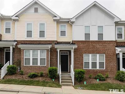 Cary Rental For Rent: 715 Blossom Grove Drive