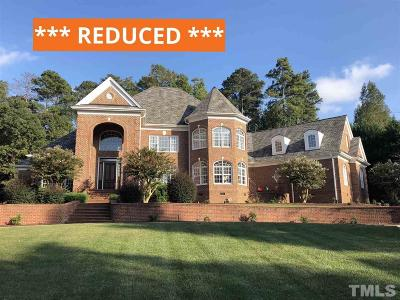 Raleigh Single Family Home For Sale: 5316 Wynneford Way