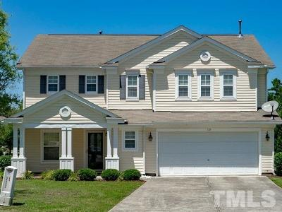Durham Single Family Home For Sale: 119 Woodtrellis Court