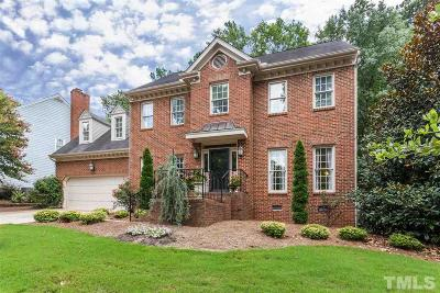 Cary NC Single Family Home For Sale: $410,000