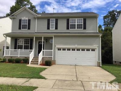 Holly Springs Rental For Rent: 301 Jasper Point Drive