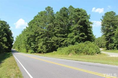 Creedmoor Residential Lots & Land For Sale: 1160 Nc 50 Highway