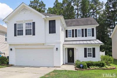 Durham County Single Family Home For Sale: 834 Statler Drive