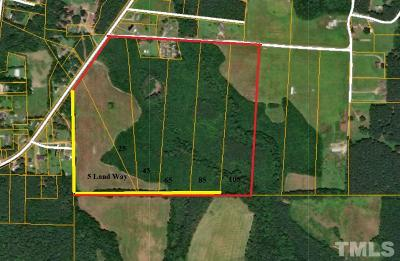 Residential Lots & Land For Sale: 45 Land Way