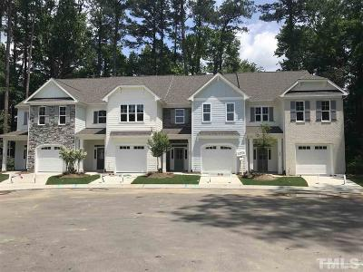Cary Townhouse Pending: 353 Ashton Ridge Lane