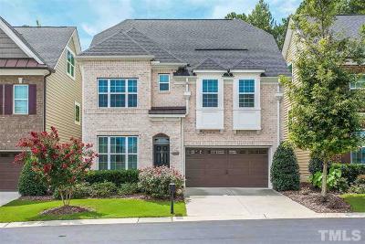 Raleigh Single Family Home For Sale: 3937 Glenlake Garden Drive