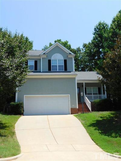 Raleigh Rental For Rent: 2405 Newby Court