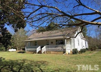 Raleigh Rental For Rent: 4529 Inwood Drive