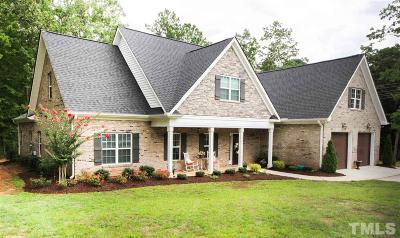Johnston County Single Family Home For Sale: 225 Benning Circle