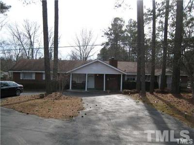 Knightdale Single Family Home For Sale: 8236 Knightdale Boulevard
