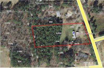 Granville County Residential Lots & Land For Sale: 4089 Culbreth Road