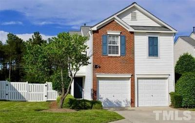 Raleigh Rental For Rent: 3025 Bracey Place