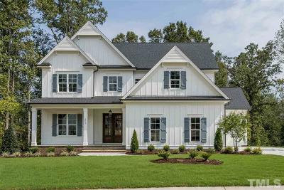Fuquay Varina Single Family Home For Sale: 304 Harewood Place #Lot 222