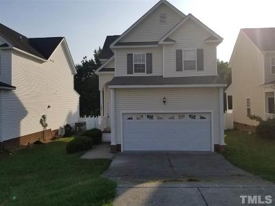 Raleigh Rental For Rent: 3859 Pin Oak Road