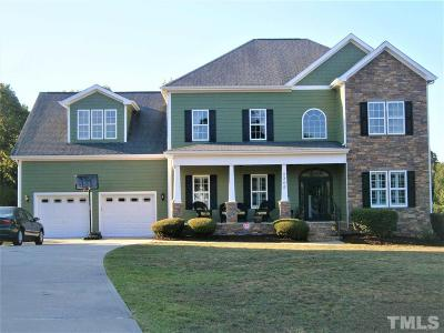 Wake County Single Family Home For Sale: 2305 Lillians Lake Lane