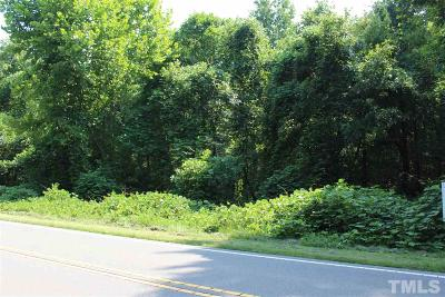 Durham County, Franklin County, Granville County, Guilford County, Johnston County, Lee County, Nash County, Orange County, Wake County Residential Lots & Land For Sale: 5173 Range Road