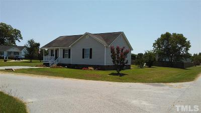 Raleigh NC Single Family Home For Sale: $149,900