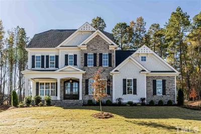 Fuquay Varina Single Family Home For Sale: 219 Harewood Place #Lot 398