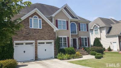Knightdale Single Family Home For Sale: 207 Allendown Lane