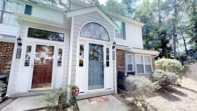 Raleigh Townhouse For Sale: 2443 Condor Court