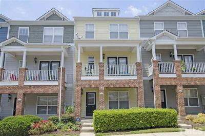 Cary Townhouse Contingent: 328 Kinellan Lane