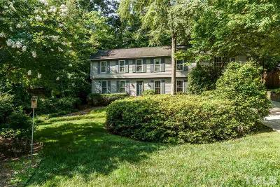 Single Family Home For Sale: 1129 Shadyside Drive