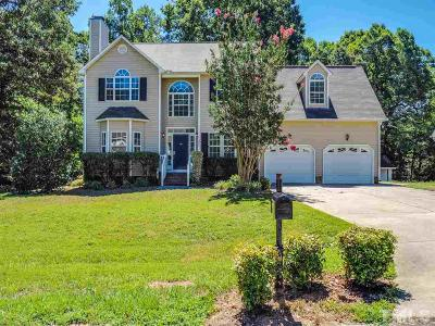 Raleigh Single Family Home For Sale: 8429 Old Ponderosa Circle