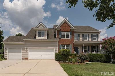 Cary NC Single Family Home For Sale: $534,900