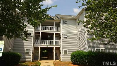 Wake County Condo For Sale: 3710 Pardue Woods Drive #101