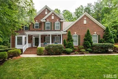 Wake Forest Single Family Home For Sale: 7200 Vermilion Court