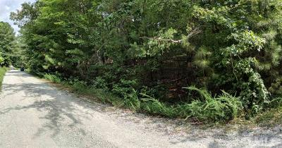 Durham Residential Lots & Land For Sale: 4807 Byrd Road