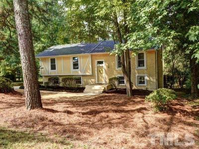 Raleigh Single Family Home For Sale: 1517 Shelley Road