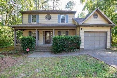 Raleigh Single Family Home For Sale: 5304 Trestlewood Lane
