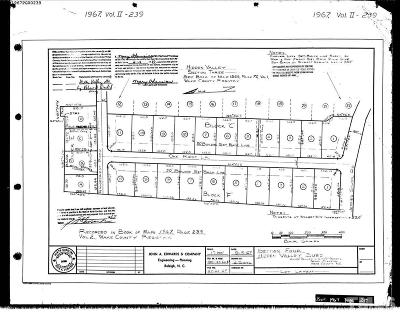 Wake County Residential Lots & Land For Sale: 2000 Rangecrest Road