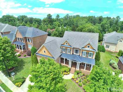Raleigh Single Family Home For Sale: 2005 Lowery Farm Lane