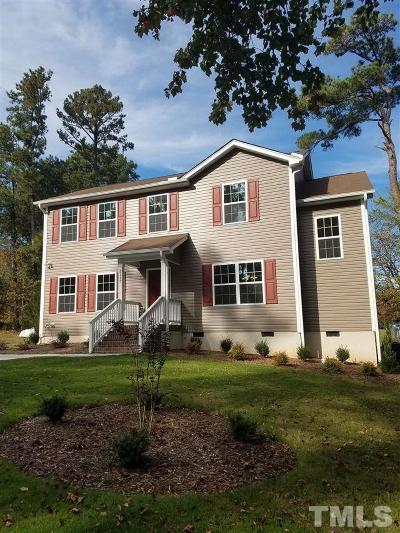 Raleigh Single Family Home For Sale: 3117 Dogwood Drive