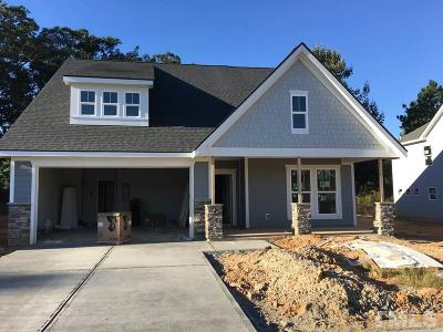 Wake Forest Single Family Home For Sale: 804 Copper Beech Lane